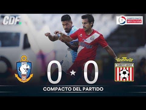 Antofagasta Curico Unido Goals And Highlights