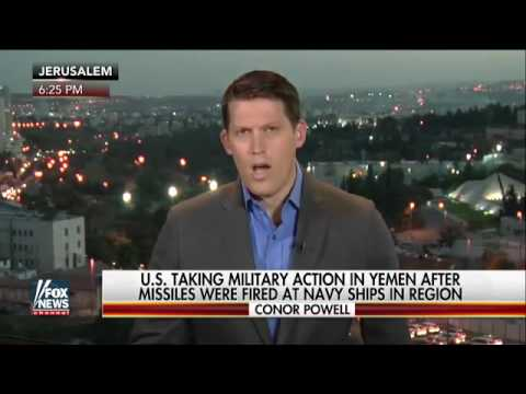 Missiles fired at US Navy ships near Yemen