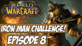 World Of Warcraft: Iron Man Challenge Ep.8 w/Angel - Azshara is boring!