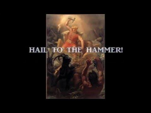 Týr - Hail to the Hammer Lyrics
