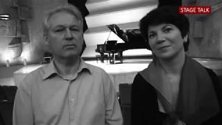 Stage Talk 6 - Lisztfestival: Elisabeth Kulman - Eduard Kutrowatz
