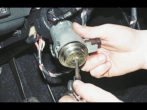 Замена замка зажигания ВАЗ 2107 и 2106, 2101, 2103, 2104 и 2105