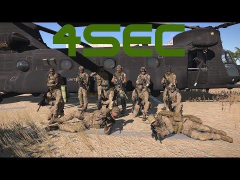 4sec campaign mission incergent camps (Fallujah)
