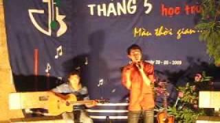 bài ca tình yêu - Hải coca, Lâm acoustic - đại học kiến trúc Hà nội