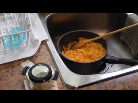 How To Make Cheesy Kraft Dinner