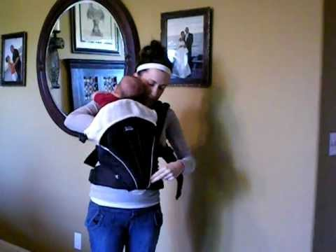 Britax Baby Carrier - Review & Demo