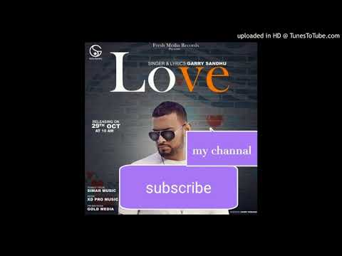 Love Sad Song  (DJJOhAL.Com) Garry Sandhu