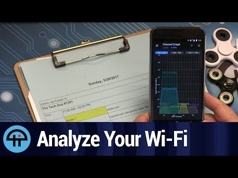 Analyze Your Home Wi-Fi Network