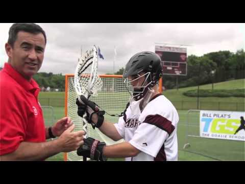 Goalie Instructional Video How To Play Lacrosse Goalie