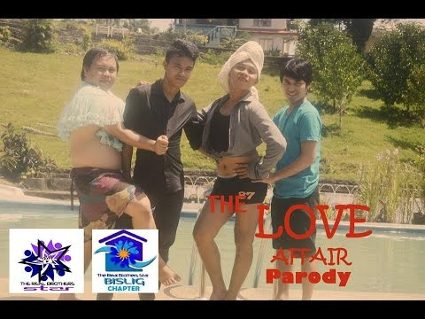 THE LOVE AFFAIR Trailer Parody