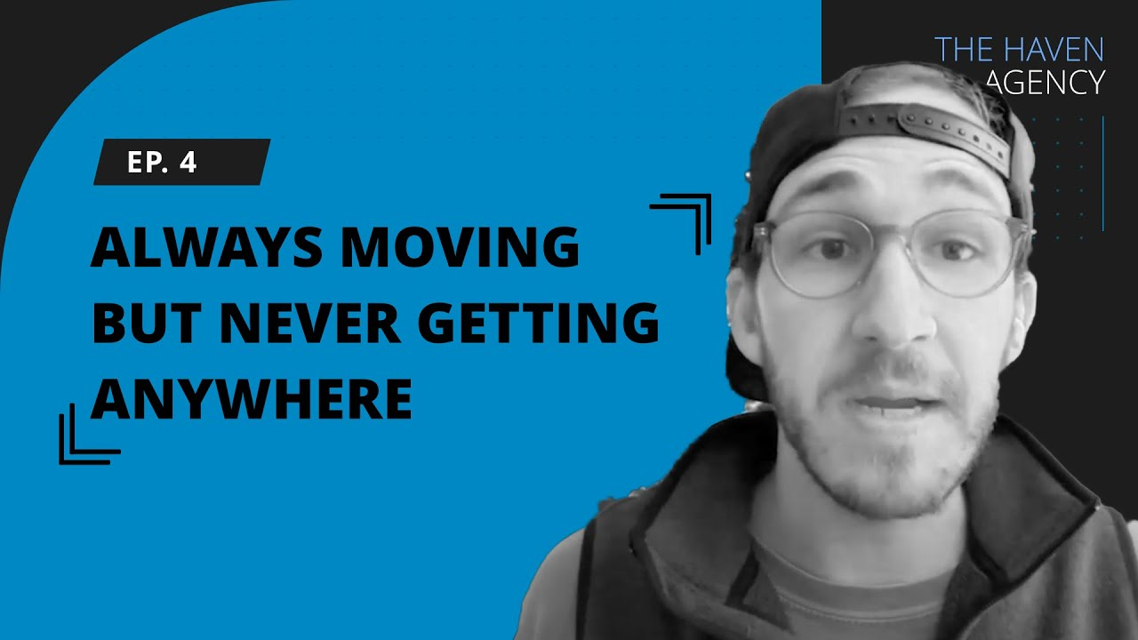 Blog #4 - Always moving but never getting anywhere