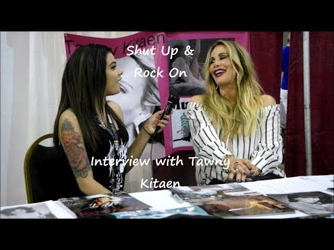 with Video VixenActress Tawny Kitaen