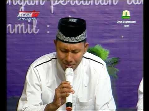 TADARUS ACEH TV MALAM 8 - GROUP TADARUS AL MUNAWWARAH PUNGE JURONG 3-3