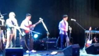 2010.10.31 小野市エクラホールでのライブです。