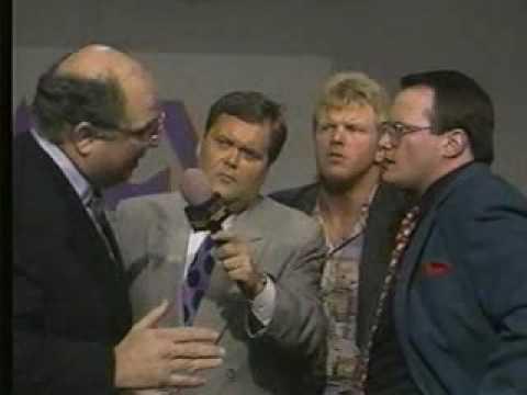 Smokey Mountain invades WCW