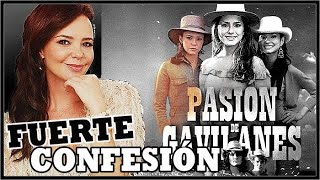 Natasha Klauss se despacha en CONTRA de compañeros que NO QUIEREN HACER parte de Pasión de Gavilanes