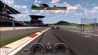 RSTC Championship (GT6), Nurburgring GP, Feature Race