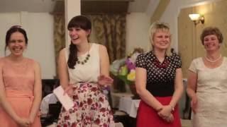 видео Конкурсы на годовщину свадьбы – организация и проведение