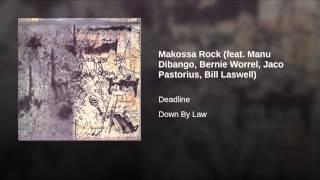 Makossa Rock (feat. Manu Dibango, Bernie Worrel, Jaco Pastorius, Bill Laswell)