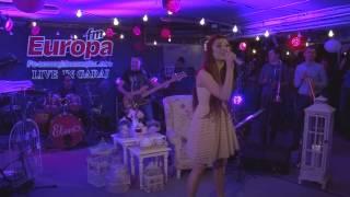Elena Gheorghe - Balkan Girls LIVE in Garajul Europa FM