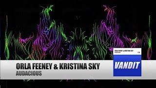 Orla Feeney & Kristina Sky - Audacious