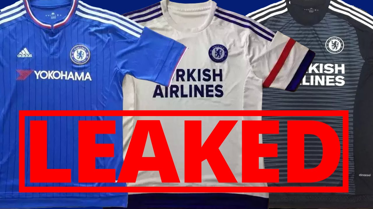 Chelsea Uniform 2015