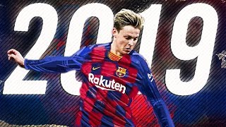 Frenkie De jong 2019 ● Dutch Genius | Skills & Goals | HD