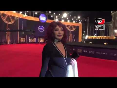 نبيلة عبيد وإيناس الدغيدي في مهرجان القاهرة السينمائي  - نشر قبل 9 ساعة