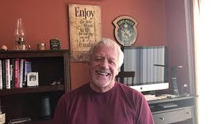 Catherine Gordon Interviews Legendary Maine State Trooper
