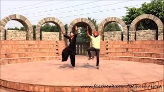 Desi Da Drum Kajal jassi Gill desi Bhangra Full HD video