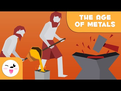The Age of Metals - 5 Things You Should Know - History for Kids
