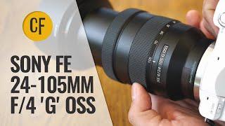 Sony FE 24-105mm f/4 G OSS lens review with samples (Full-frame & APS-C)