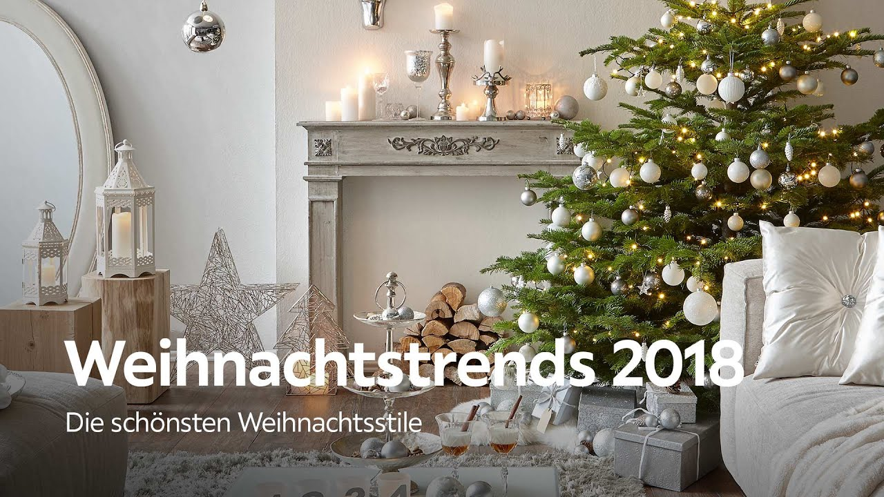 weihnachtsdeko xxxlutz weihnachtstrends 2018 youtube. Black Bedroom Furniture Sets. Home Design Ideas