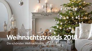 Weihnachtsdeko -  XXXLutz Weihnachtstrends 2018