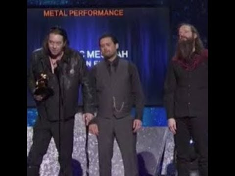 High on Fire and Chris Cornell win a Grammy at 61st Grammy Awards Feb 10 2019..!