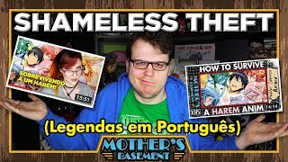 A HUGE Brazilian YouTuber STOLE My Videos thumbnail