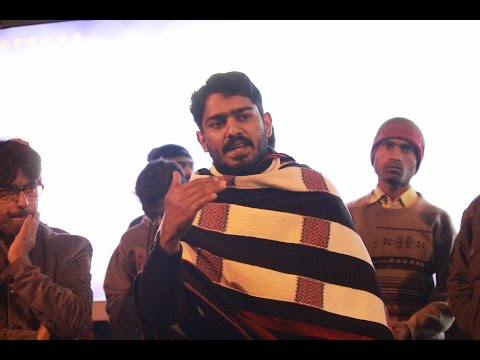 Speech by Amal P P, Vice-President of JNUSU | 16 December - Keep the Flame Alive