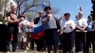 Севастополь | Майдан против крымской власти