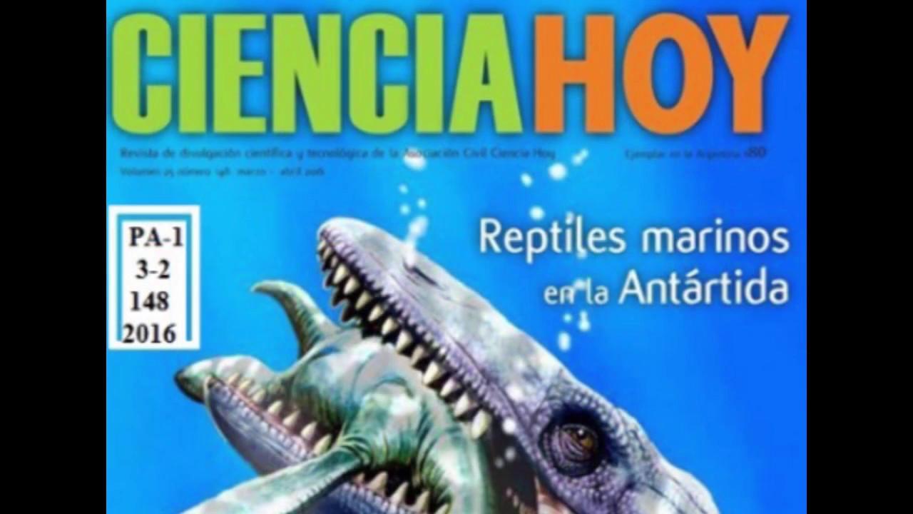 REVISTA CIENCIA HOY PDF