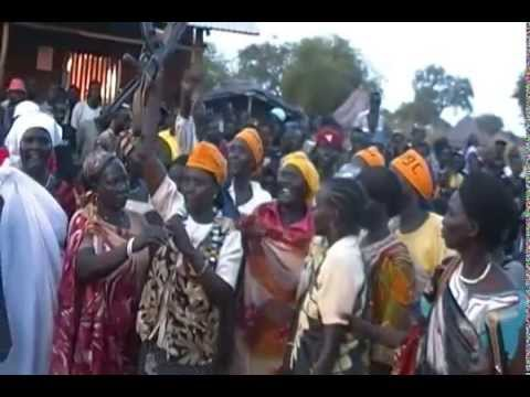 South Sudan Revolutionary Song By Nyaboth Tang