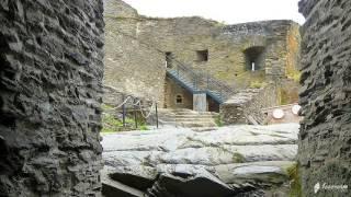 Le château de La Roche en Ardenne