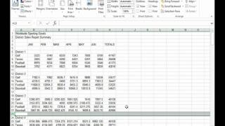 3 Tips for Printing Excel 2013 Data More Efficiently