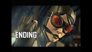 TELLTALE BATMAN Walkthrough Part 5 - ENDING The Enemy Within Season 2
