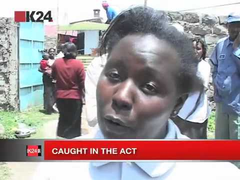 Pastor caught adultery-handed