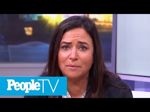 Pamela Adlon Talks 'Californication' Panic: 'We're Doing A Porn!'  PeopleTV  Entertainment Weekly