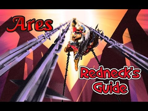 SMITE - The Redneck's Guide to Ares (Build / Tutorial)