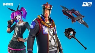 """NEW """"PARADOX"""" & """"LACE"""" SKIN! Fortnite Item Shop Countdown Live PS4 Today! January 12 Skins"""