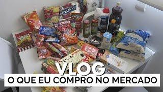 O QUE EU COMPRO NO MERCADO | VEDA | Vlog #40 | Lia Camargo