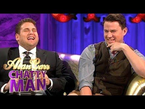 Channing Tatum And Jonah Hill Talk 22 Jump Street | Alan Carr: Chatty Man