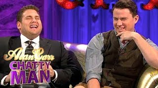 Channing Tatum And Jonah Hill Talk 22 Jump Street | Alan Carr Chatty Man